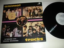 "LP THE ANIMALS ""ANIMAL TRACKS"" AUSTRALIA TMAK-048 LAMINATED EX+ / EX+"