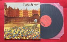 Picchio Dal Pozzo-Same KOREA SI WAN PRESS LP SHEET ITALY PROG ROCK