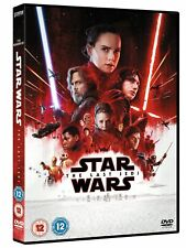 STAR WARS - THE LAST JEDI - NEW with FREE P&P  {DVD}