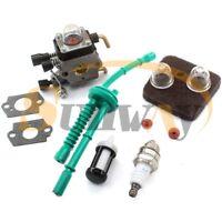 Carburateur Filtre à Air Tuyau pour STIHL FS38 FS45 FS46 FS55 FS55R FS55RC HL45
