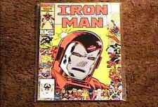 IRON MAN #212 COMIC BOOK NM TONY STARK MARVEL