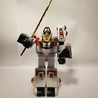 "MIGHTY MORPHIN POWER RANGERS BANDAI 1994 WHITE TIGERZORD 11"" ACTION FIGURE"