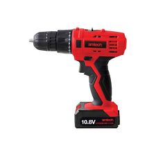 AMTECH 10.8V CORDLESS RECHARGEABLE DRILL DRIVER 2 YEAR WARRANTY