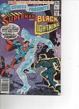 DC COMICS PRESENTS 16 DEC 1979 VERY GOOD
