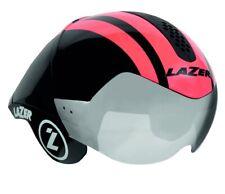 Lazer Wasp Air Tri Triathlon Trial Lightweight Black Cycling Helmet S Unisex