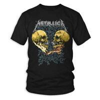 Metallica T Shirt Sad But True Official Licensed Black Mens Metal Rock Merch NEW