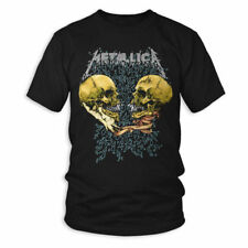 Metallica T Shirt Sad But True Official Licensed Black Mens Metal Rock Merch NEW