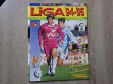 empty ALBUM PANINI FOOTBALL FUTBOL LIGA 94/95 Espana ESPAGNE SPAIN 1994/1995