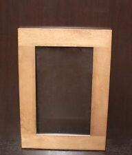 "Kraftmaid Kitchen Rae Maple Glass Doors 4 Corner OR 15""x42"" Wall Cabinet"