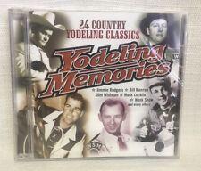 (P) Various Artists - Yodeling Memories / Various [New CD] Sealed