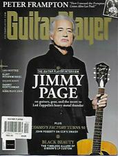 GUITAR PLAYER MAGAZINE-December 2020(NEW)*Post included to UK/EU