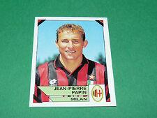 183 J-P. PAPIN JPP AC MILAN PANINI FOOTBALL CALCIATORI 1993-1994 CALCIO ITALIA