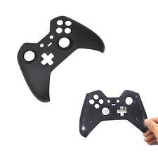 CARCASA de cubierta rígida parte frontal para Agarre de piel de controlador Xbox One Elite Cubierta Negro