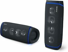 SONY SRS-XB43 Portable Bluetooth Speaker Waterproof EXTRA BASS  Black New - 2020