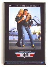 Top Gun FRIDGE MAGNET (2 x 3 inches) movie poster tom cruise (style B)