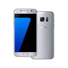 Samsung Galaxy S7 SM-G930FD 32GB Titanium Silver (Unlocekd) Smartphone DUAL SIM