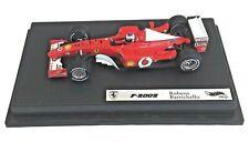 HOT WHEELS Ferrari F-2002 Rubens Barrichello, 1/43, mb