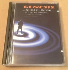 Genesis - Calling All Stations 11 Track Mini Disc Ultra Rare Phil Collins 1997