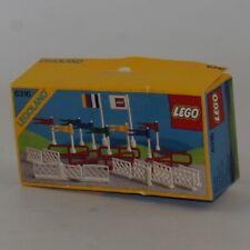 LEGO - Legoland - Flags & Fences (#6316) *SEALED - NM BOX*