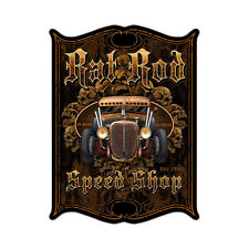 High Compression Pistons Skull Performance Kolben Retro Sign Blechschild Schild
