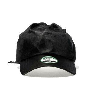 Puma Black EN Pointe Bandana Cap Official New (Size S/M)