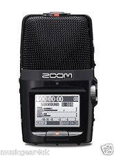 Zoom H2n Handy Recorder Portable Digital Audio Recorder + 16GB Card