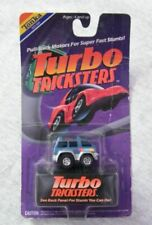 Tonka Turbo Tricksters Takara Penny Racer No.027 Toyota 2000gt Yellow MOC C1989