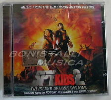 SPY KIDS 2 THE ISLAND OF LOST DREAMS - SOUNDTRACK O.S.T. - CD Sigillato