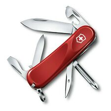 NEW VICTORINOX SWISS ARMY KNIFE EVOLUTION 11 RED BOXED # 2.4803.EUS2
