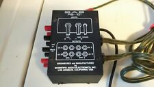 sae rs-101 stereo speaker switcher for p101 preamp tuner amplifier phono system