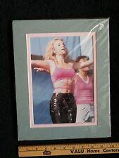 Britney Spears Unframed Photo Art 10x12 Nip, Artist Concert Live Music Pop