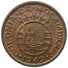 (m88) - mozambique mocambique - 20 centavos - 1949-emblema-bro-UNC - km # 75