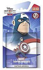 Disney Infinity 2.0 Character Captain America Figure Ps3 Xbox 360 -