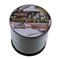 500M Super Strong Multifilament PE Line 4 Strands PE Braided Sea Fishing Line