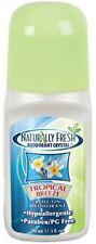 Naturally Fresh Deodorant Crystal Roll-On Tropical Breeze 3 oz