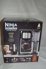 Ninja Specialty Coffee Maker - CM400 - Black/Stainless Steel   NEW!