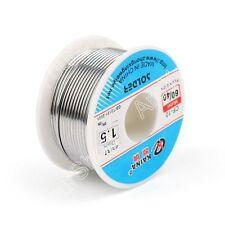 1.5mm 100g 60/40 Rosin Core Tin Lead Solder Wire Soldering Welding Flux 2.0%