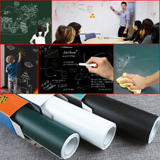 Chalk Board Blackboard Wall Sticker Removable Chalkboard Decal For Kids Students