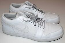 Nike Air Jordan Retro V.1 Mens Shoes 13 – White/Stealth