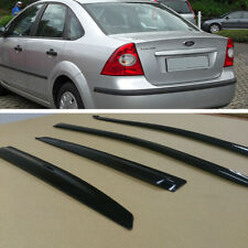 Window Visor Sun Rain Guard Vent Deflector 4Pcs for MITSUBISHI Focus MK2 4DR