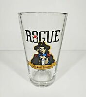 Rogue Brewery Beer Pint Glass So You Want A Revolution? Brewing Oktoberfest