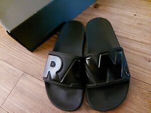 G STAR RAW Womens Cart Slide II Slip on Shoes    [ Size EUR 37 or US 6 ]