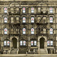 Led Zeppelin - Physical Graffiti [New CD] With Booklet, Rmst