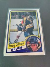 1984-85 O-PEE-CHEE DOUG GILMOUR ROOKIE