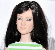 "Resort Stripe Liu Liu NRFB* 16"" doll Tonner 2013 Removable Mink wig Brown eyes"