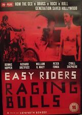 Easy Riders, Raging Bulls (DVD, 2003)