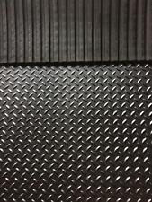 GOMMA tappetino palestra Pavimentazione Commerciale 6x4x12mm Garage GRATIS