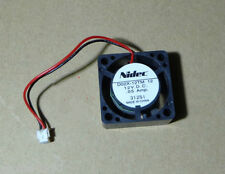1pcs nidec mini fan 2.5CM 12V 0.05A D02X-12TM