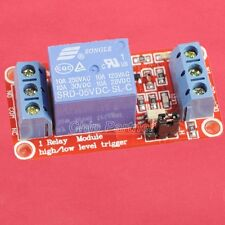 5V 1 Channel Relay Module with Optocoupler H/L Level Triger for Arduino