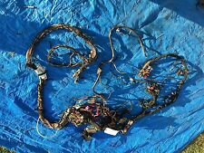 AUDI A4 B5 V6 WIRING HARNESS WIRE PIG TAIL PLUG INTERIOR ENGINE BODY CUT SECTION